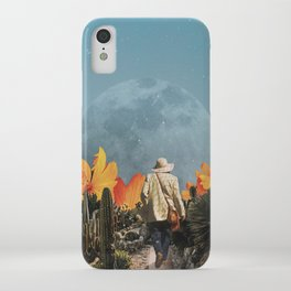 FLOWER BOY iPhone Case