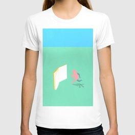 Exit Literature  T-shirt