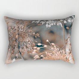 FLOWER #02 Rectangular Pillow