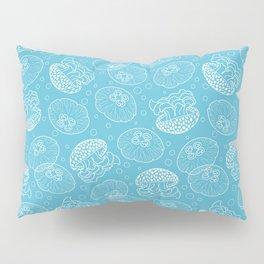 Blue Jellies Pillow Sham