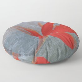 Cardinal Floor Pillow
