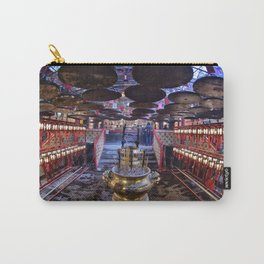 The Oriental Boudhist Temple Carry-All Pouch