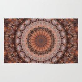 Mandala homely atmosphere Rug