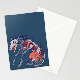 Void Hound Stationery Cards