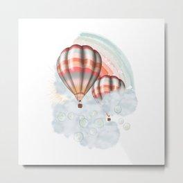 Airballon Metal Print