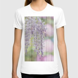 Rustic Wisteria T-shirt