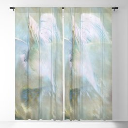 Angelic Horse Blackout Curtain