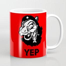 Ducky Guevara (Yep Yep Yep - Land Before Time) Coffee Mug