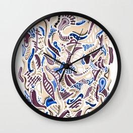 2D Dynamism 02 Wall Clock