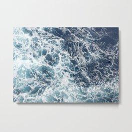 Open Sea Metal Print