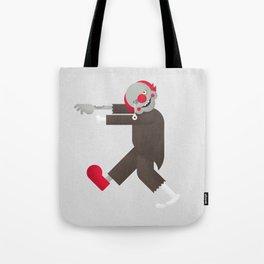 Zombie / Clown Tote Bag