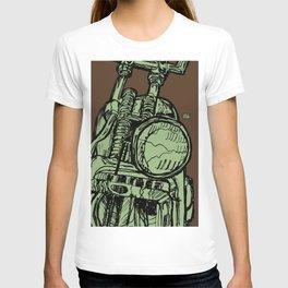 MOTORCYCLE HEADLIGHT T-shirt