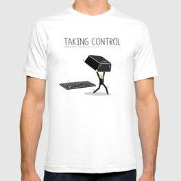 Taking Control T-shirt
