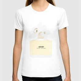 daisy perfume bottle T-shirt