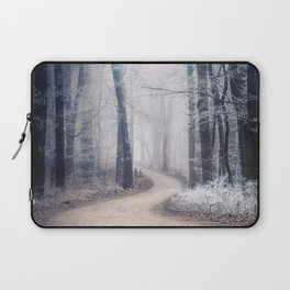 Forest Path Laptop Sleeve