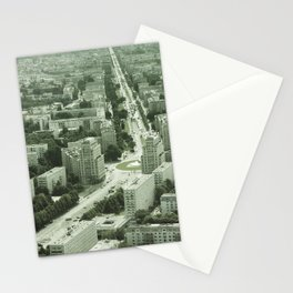 Vintage East Berlin Stationery Cards