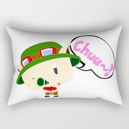 Teemo Chuu Rectangular Pillow