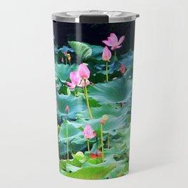 Lotus Lake Travel Mug