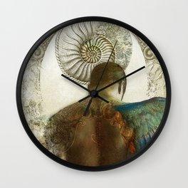 Sanctimonia Wall Clock