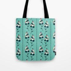 Garden Wallpaper Tote Bag