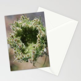 lace under glass Stationery Cards