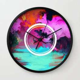 Medicine Man Wall Clock