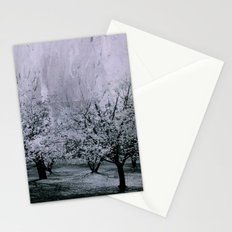 Spring Abstract Stationery Cards