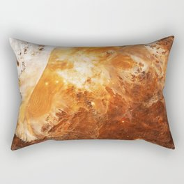 Celestial Fires of Namibia Rectangular Pillow