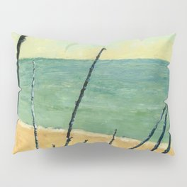 Branches on the Beach Pillow Sham