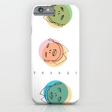 3 heads iPhone 6 Slim Case
