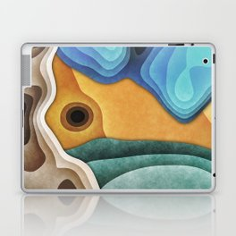 Landscape of Layers Laptop & iPad Skin