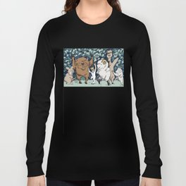 Wild and Wooly- Max Long Sleeve T-shirt