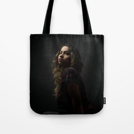 Angel in Waiting Tote Bag