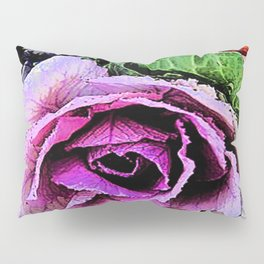 Cabbage Pillow Sham