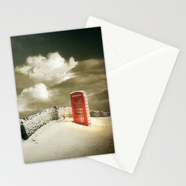 Winter in the Cotswolds, England Stationery Cards