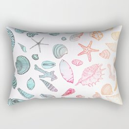 Mollusk madness Rectangular Pillow