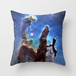 Pillars of Creation Throw Pillow
