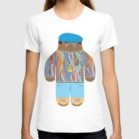 biggie T-shirts featuring Biggie by Late Greats by Chen Reichert