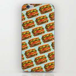 Sandwich Pattern - Turkey iPhone Skin