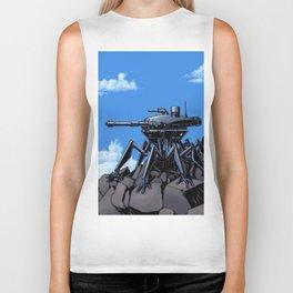 Mountain Sentinel Think Tank Biker Tank