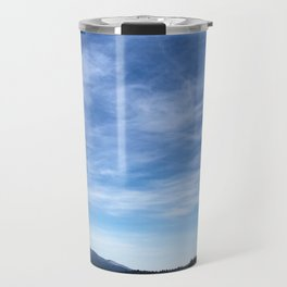Big Bear Lake Travel Mug