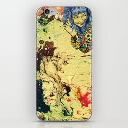 Summer Sand iPhone Skin