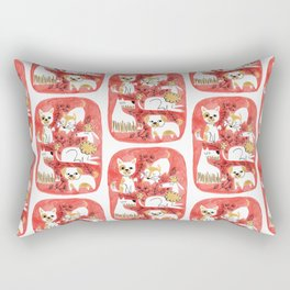 Year of the Dog Rectangular Pillow