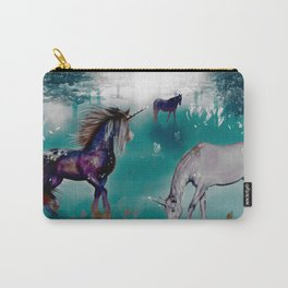Galaxy Unicorn Carry-All Pouch