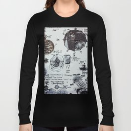 Time Travel Troubleshooting Long Sleeve T-shirt