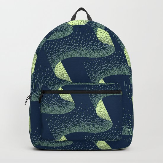 Aurora Borealis Backpack