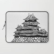 The Black Castle  Laptop Sleeve