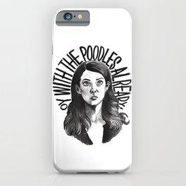 Lorelai Gilmore iPhone Case