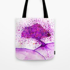 The Cherry Tree Tote Bag