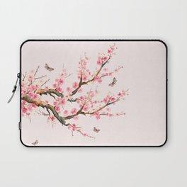 Pink Cherry Blossom Dream Laptop Sleeve